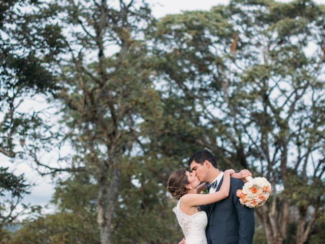 El matrimonio de Christian y Natalia en Subachoque, Cundinamarca 43