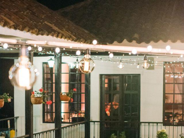 El matrimonio de Christian y Natalia en Subachoque, Cundinamarca 52