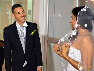 El matrimonio de Jimena y David 1