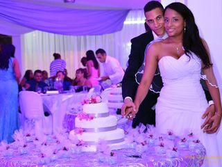 El matrimonio de Jimena y David