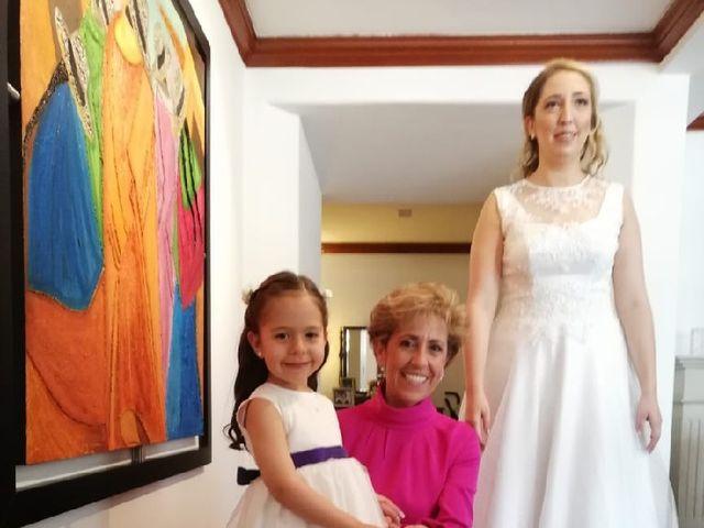 El matrimonio de Carlos Alberto y María José en La Calera, Cundinamarca 3