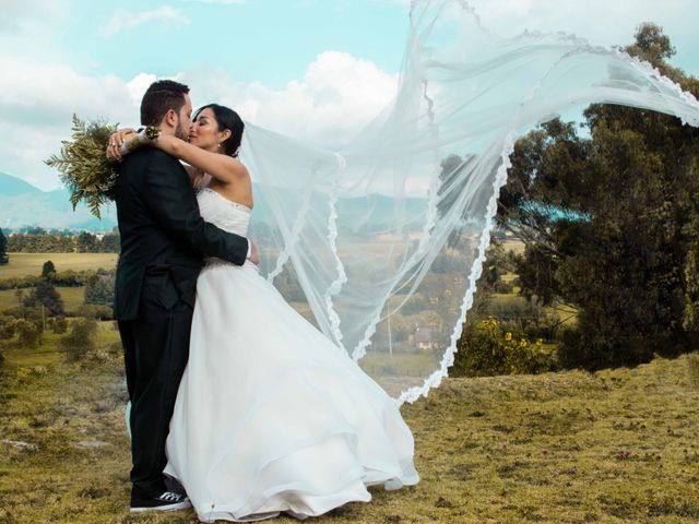 El matrimonio de Katherine y Dario
