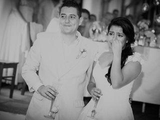 El matrimonio de Leidy y Juan Carlos
