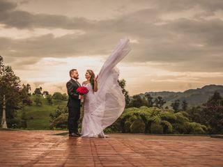 El matrimonio de Natalia y Giovanni 3