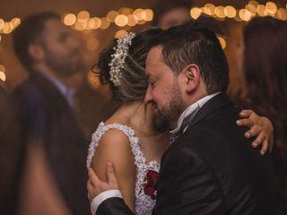 El matrimonio de Natalia y Giovanni