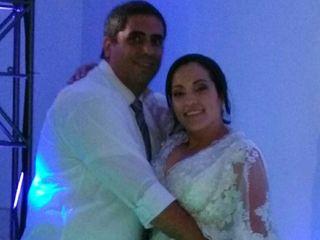 El matrimonio de ALEJANDRA CORREA MURIEL  y ANDRÉS FELIPE MONSALVE BEDOYA 1
