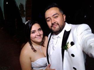 El matrimonio de Yuli y Carlos