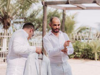El matrimonio de Diana y Andrés 2