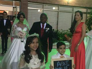 El matrimonio de Angela y Ivan 2