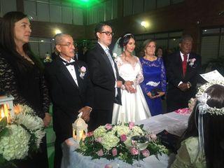 El matrimonio de Angela y Ivan 3