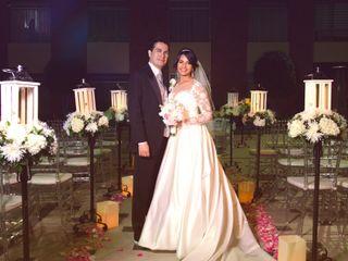 El matrimonio de Angela y Ivan