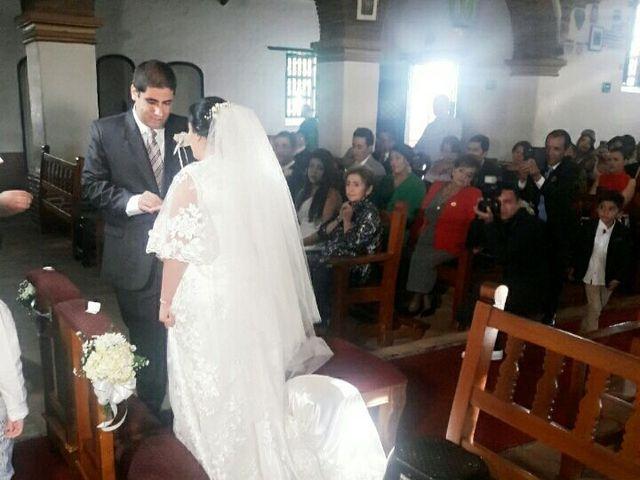 El matrimonio de ANDRÉS FELIPE MONSALVE BEDOYA y ALEJANDRA CORREA MURIEL  en Envigado, Antioquia 5