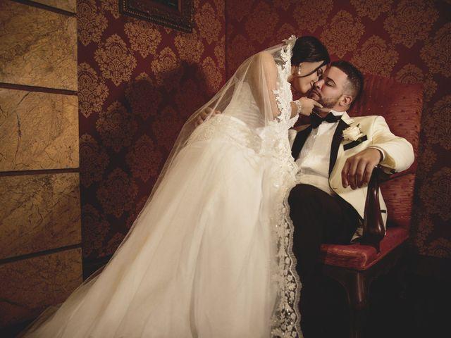 El matrimonio de Greace y Adolfo