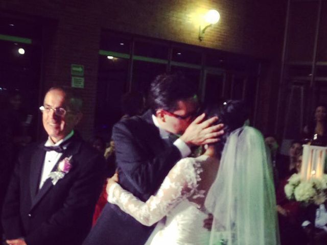 El matrimonio de Ivan y Angela en Bogotá, Bogotá DC 1