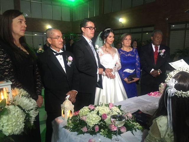 El matrimonio de Ivan y Angela en Bogotá, Bogotá DC 4