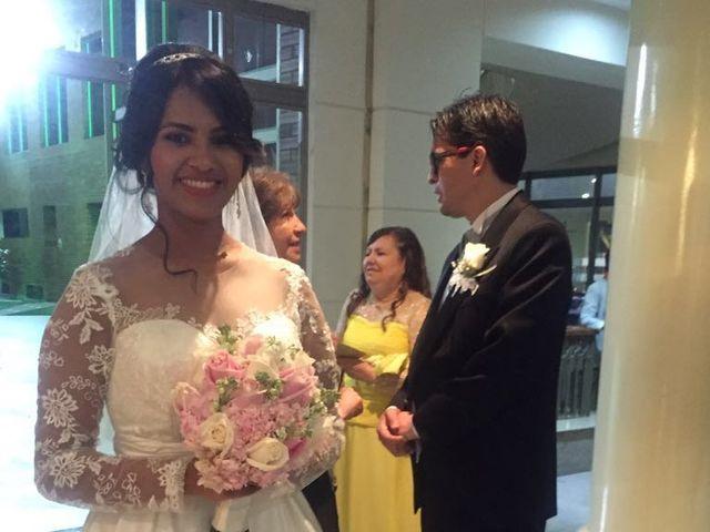 El matrimonio de Ivan y Angela en Bogotá, Bogotá DC 5