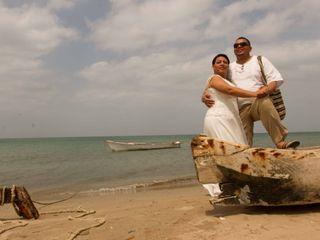 El matrimonio de Tatiana y Raúl 1