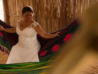El matrimonio de Tatiana y Raúl 3