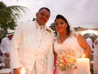El matrimonio de Tatiana y Raúl
