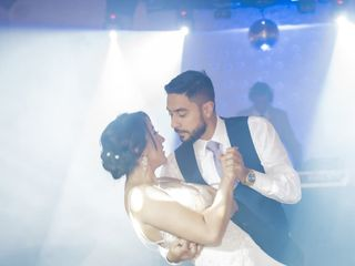 El matrimonio de Laura  y Juan Fernando  1