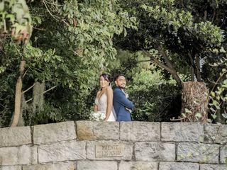 El matrimonio de Laura  y Juan Fernando