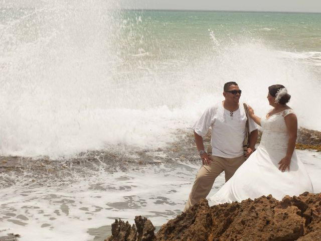 El matrimonio de Raúl y Tatiana en Bucaramanga, Santander 7