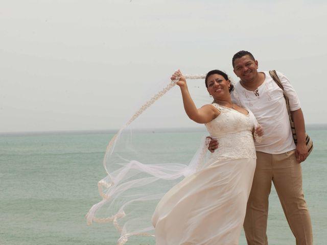 El matrimonio de Raúl y Tatiana en Bucaramanga, Santander 1