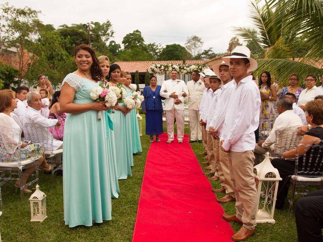 El matrimonio de Raúl y Tatiana en Bucaramanga, Santander 14