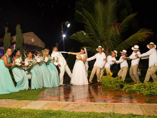 El matrimonio de Raúl y Tatiana en Bucaramanga, Santander 15