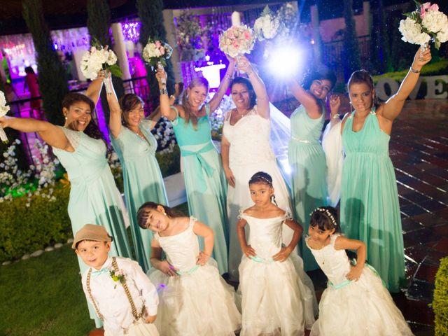 El matrimonio de Raúl y Tatiana en Bucaramanga, Santander 16
