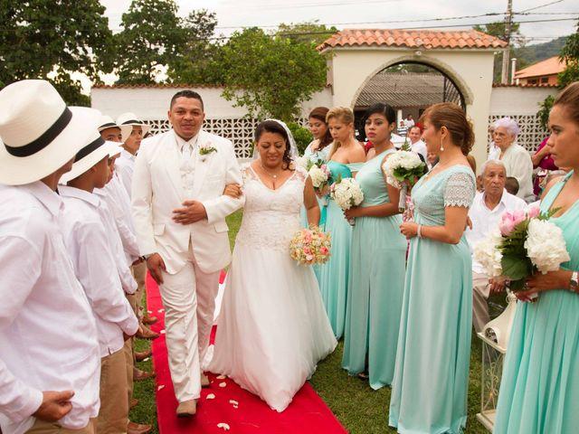 El matrimonio de Raúl y Tatiana en Bucaramanga, Santander 22