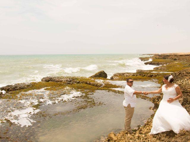 El matrimonio de Raúl y Tatiana en Bucaramanga, Santander 25