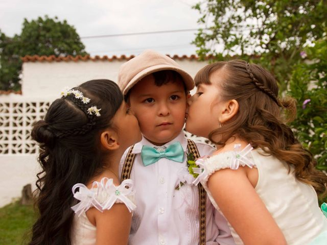 El matrimonio de Raúl y Tatiana en Bucaramanga, Santander 32