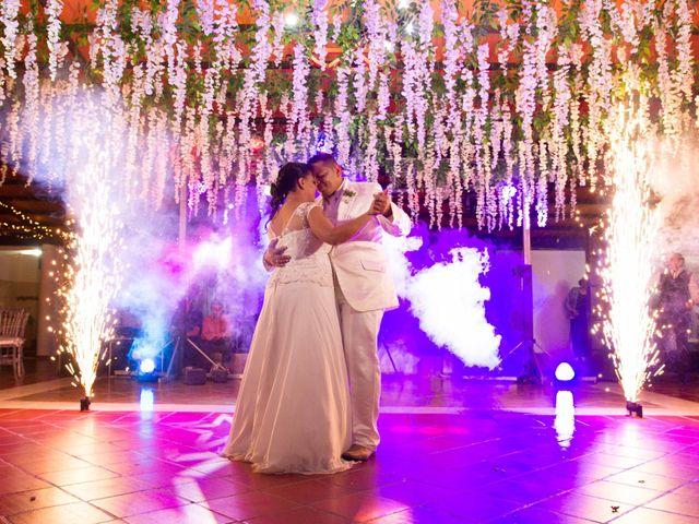 El matrimonio de Raúl y Tatiana en Bucaramanga, Santander 33