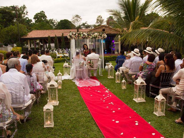 El matrimonio de Raúl y Tatiana en Bucaramanga, Santander 35