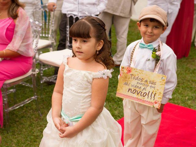 El matrimonio de Raúl y Tatiana en Bucaramanga, Santander 37