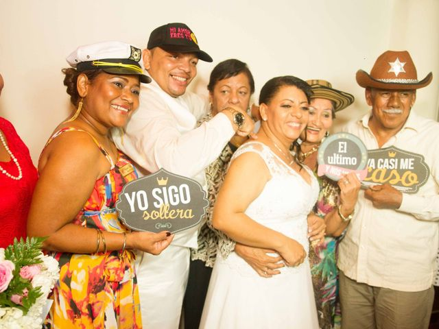 El matrimonio de Raúl y Tatiana en Bucaramanga, Santander 40