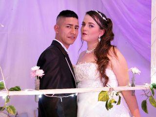 El matrimonio de Paola y Gustavo