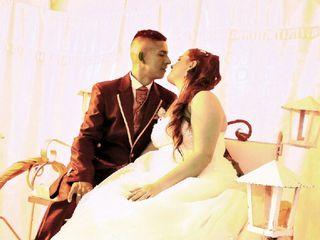 El matrimonio de Paola y Gustavo 2