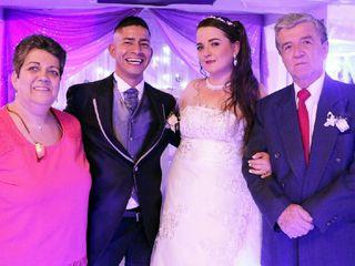 El matrimonio de Paola y Gustavo 3