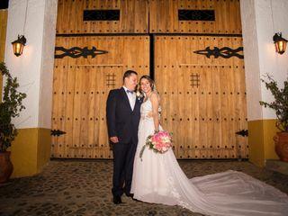 El matrimonio de Ana Yurany y Luis Alberto