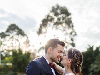El matrimonio de Juan Camilo y Valentina