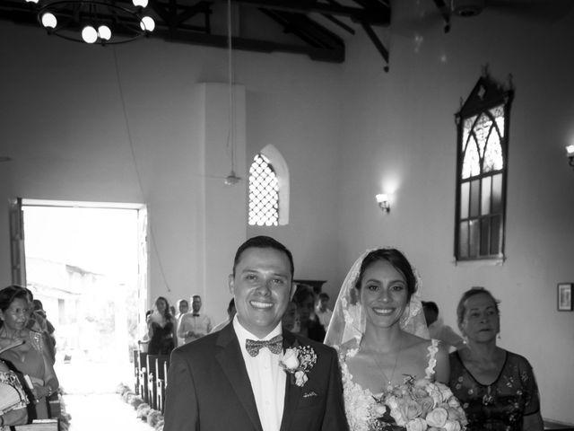 El matrimonio de Luis Alberto y Ana Yurany en Sopetrán, Antioquia 17