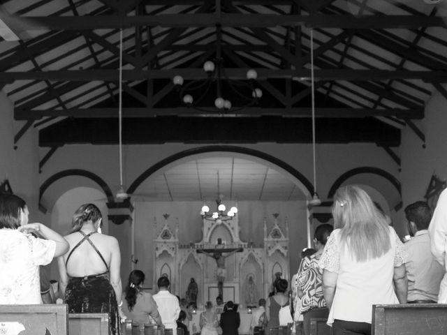 El matrimonio de Luis Alberto y Ana Yurany en Sopetrán, Antioquia 18