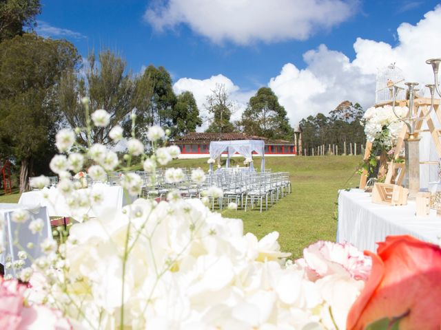 El matrimonio de Sebastián y Laura en Rionegro, Antioquia 6