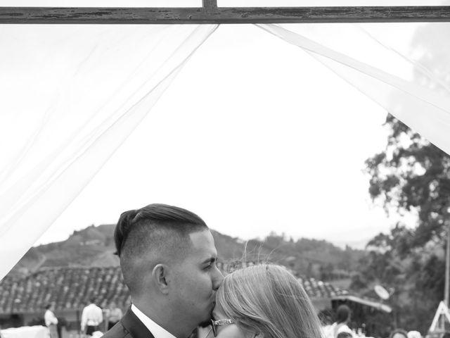 El matrimonio de Sebastián y Laura en Rionegro, Antioquia 18