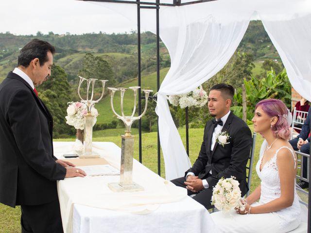 El matrimonio de Sebastián y Laura en Rionegro, Antioquia 22