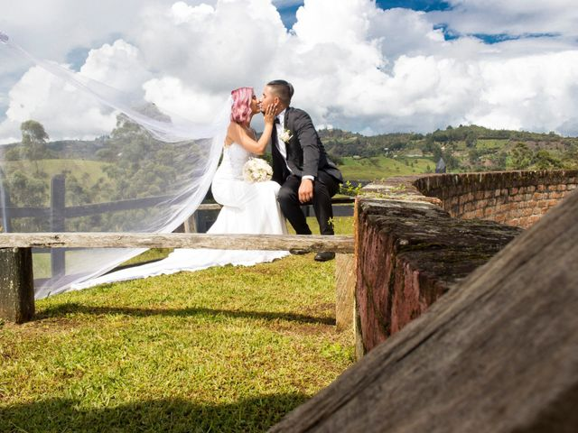 El matrimonio de Sebastián y Laura en Rionegro, Antioquia 31