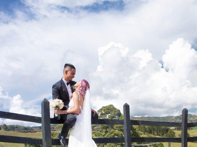 El matrimonio de Sebastián y Laura en Rionegro, Antioquia 32