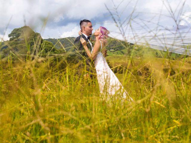 El matrimonio de Sebastián y Laura en Rionegro, Antioquia 34